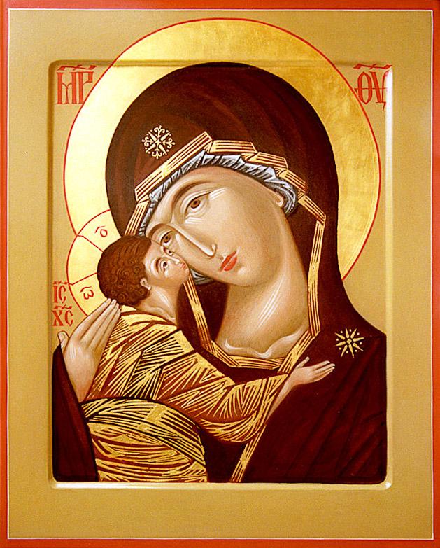 Игоревская икона Богородицы